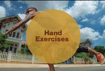 Hand Exercises / CopperJoint™ combines sport science and skin health benefits for improved mobility, performance and relief. Read more on our blog - http://www.copperjoint.com/blog