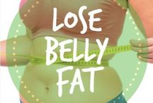 Lose Belly Fat / Lose belly fat with these weight loss tips, including diet, exercise, workout, fitness, healthy living, healthy food, and yoga!