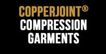 Compression Garments / Shop our copper-infused compression garments here: www.store.copperjoint.com/