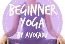 Avocadu Yoga Tips / Avocadu Blog - Yoga Tips for Beginners | Yoga for Beginners | Yoga Workouts | Yoga Poses for Beginners