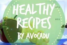 Avocadu Healthy Recipes / Healthy Recipes by Avocadu