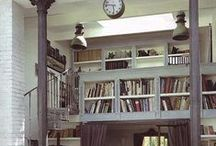 Spaces and Places / What does your dream library look like?