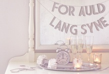 For Auld Lang Syne / New Years 2015 / by Completely Christmas!