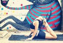 Urban•Yogi•Life / Yoga will change the World / by Jeannine Lamothe-Comeau