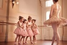 The Art of Ballet / to watch us dance is to hear our hearts speak