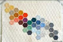 good quilting ideas / by Sherrill Crowder