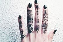Tattoos / by Paula