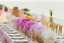 * Couture Dining * / High Style Dining at it's Best! / by Lucy Bishop