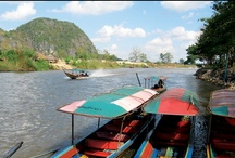 Activities in Chiang Rai / Chiang Rai : a wonderful pleasant city in the coolest area of Thailand, which has grown rapidly during the past decade but remains casual and intimate. The city is surrounded by overgrown hills and populated by warm and friendly people.