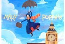 Practically Perfect in Every Way, / I absolutely adore Mary Poppins