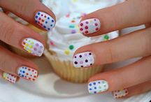 Hot nails!  / Pretty! / by Rebecca Ott