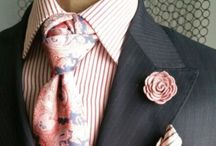 Style him