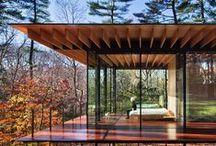 Architecture / Mappen til design m. Pavillon inspiration