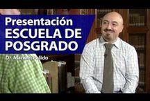 Noticias | News / Noticias de la Escuela de Posgrado de la UFM