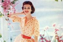 Vintage Fashion / Vintage Style Dresses
