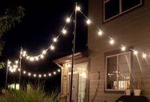 Outdoor Lighting Inspiration / Inspiration board