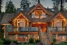 Dream Home Ideas / Just random incredible things!