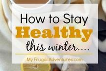 Winter Wellness / Keeping your family healthy during the winter can be a challenge.  Here's some hints and tips to do it naturally.