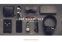 Web Design / Inspiration and portfolio of Web Design