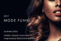 "Inspired SS2015 Mode Funk Season 2 (Lux Sport) / dFly's Funky House ""Mode Funk Season 2"" Playlist production inspire sources."