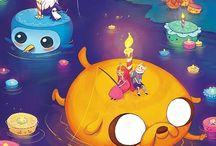 Adventure time/Eventyrtid / Det er min ynglings tegnefilm