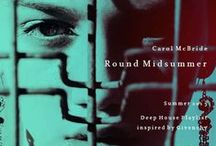 """Inspired SS2015 Round Midsummer (70 N' 90) / Carol McBride's Deep House """"Round Midsummer"""" Playlist production inspire sources."""