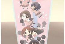 Anime  og manga / Her på det seneste er jeg begyndt at interrasere mig for manga og anime. Derfor denne opslagstavle ☺️