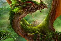 Dragons(ノ◕ヮ◕)ノ*:・゚✧