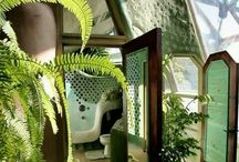 Home & Garden Inspiration / • Earth Ship • Dream Build •  • Sustainable Living •