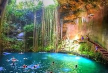 Mother Earth / Her natural beauty & captivating travel destinations.