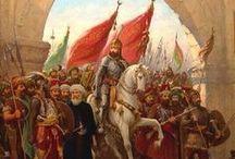 TÜRK OSMANLI RESİM SANATI ( TURKISH OTTOMAN PAINTING ART)