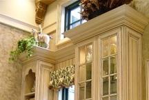 116 Interior Design: My Style / my interior design style; home decor, bedroom, living room designs I love / by Nancy King-Badran