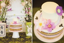 Beautiful Cakes / A selection of my fovourite Wedding Cakes, Birthday Cakes, Celebtation Cakes, Baby Cakes, Children's Cakes... / by Bernie van Loggerenberg