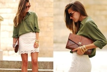 Fashion Inspiration / All the things I wish were in my closet... / by LA