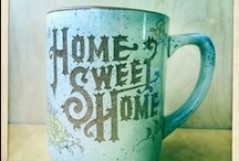 Home sweet home / For my dream home