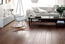 Karelia Hardwood Floors - Parchet triplu stratificat Karelia / Your home - your reflection.  Decorating your home is about creating an atmosphere that will make you feel at home. It's about surrounding yourself with things close to your heart. And about combining elements that please your senses. One of the most important of these elements is the floor.