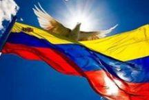 Venezuela  / Un pais para querer / by José Abreu