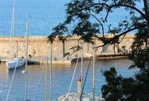 La ville de Zia Antonia / Zia Antonia est née à Bastia et vous présente sa ville...