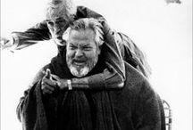 Orson Welles  (1915 - 1985)  / ORSON WELLES BORN: GEORGE ORSON WELLES 05-06-1915 til 10-10-1985 (70) Talento y Estilo / by José Abreu