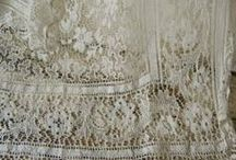 Lace / by Clotheslines and Lace