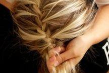 hairdo bymyself / bande dessinee de cheveux