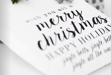 { Noël - Hiver }