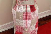 Contenedores de tela / Recipientes de tela: bolsas, cestas, estuches...