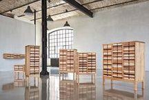Wooden furnitures, meubles en bois / My prefered wooden furnitures #wooden #furnitures / by melcreationsbois - wood stuff lover