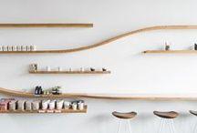 I WOOD SHELVES I / #wooden #shelf