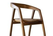 Wooden seats and chairs. Sièges en bois. / Wooden seats: chairs, stools, coaches, benches...  Sièges, fauteuil, chaises, tabourets en bois....  #wood #seat #chair / by melcreationsbois - wood stuff lover