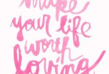 Fashion Quotes / Fashion and inspirational quotes