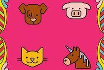 animals / Human's best friends.