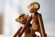 I WOOD TOYS I / Wooden toys Objets en bois