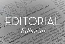 Páginas y mas páginas / Trabajos editoriales.